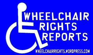 Wheelchair rights youtube